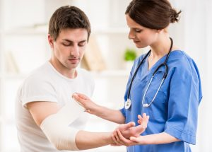 Wound Care Service Dubai at Home
